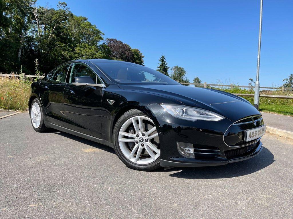 Tesla Model S Hatchback E 70D CVT 4x4 5dr