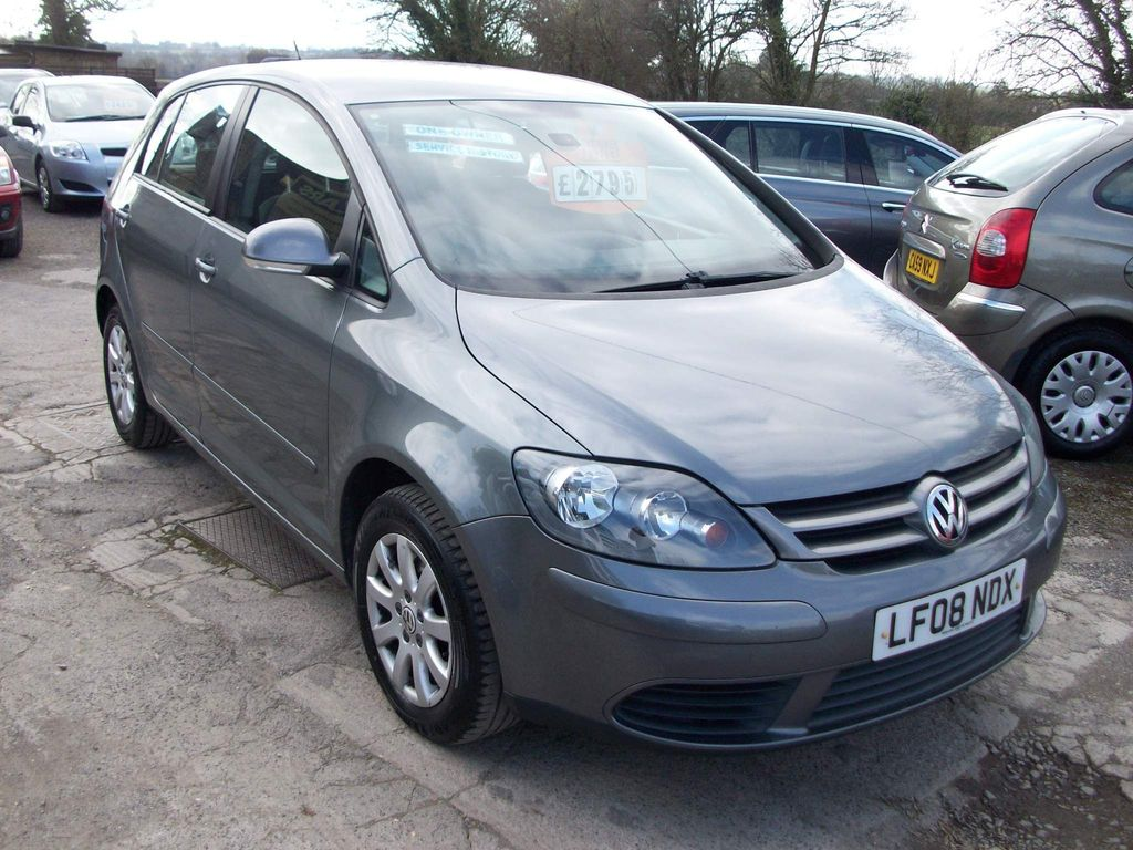 Volkswagen Golf Plus Hatchback 1.4 Luna 5 Door