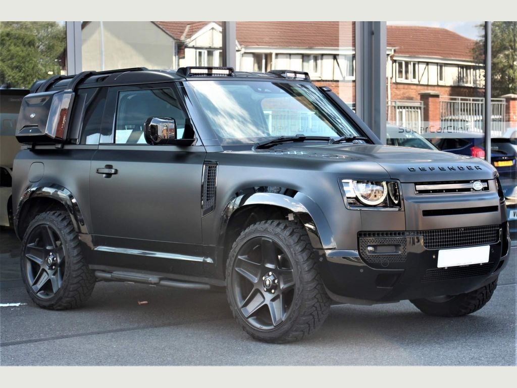 Land Rover Defender 90 SUV 3.0 D250 MHEV XS Edition Auto 4WD (s/s) 3dr