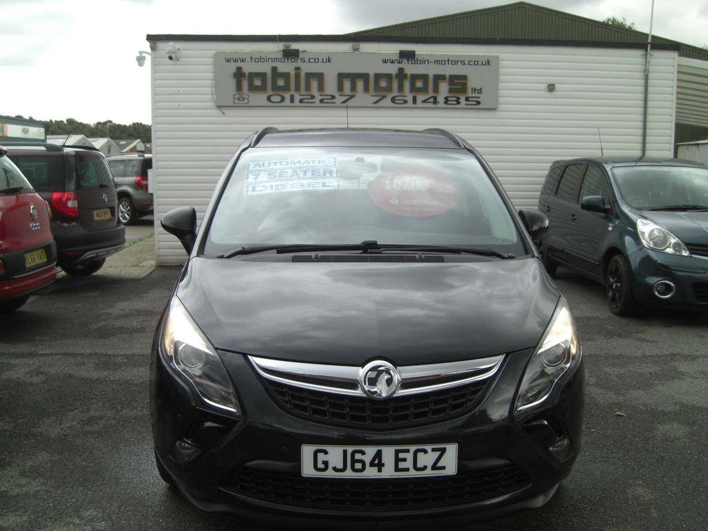 Vauxhall Zafira Tourer MPV 2.0 CDTi 16v Exclusiv 5dr