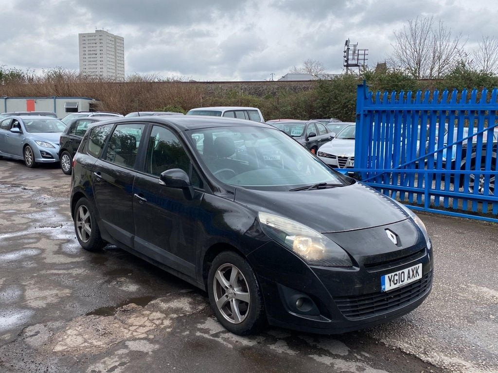 Renault Grand Scenic MPV 1.5 dCi Expression 5dr