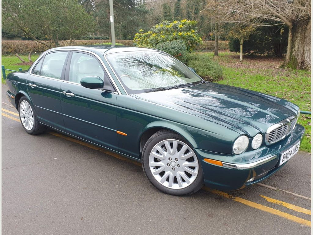 Jaguar XJ Saloon 3.6 XJ8 SE 4dr