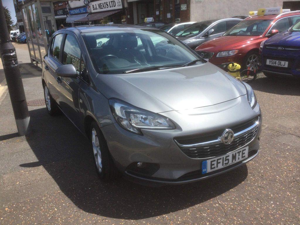 Vauxhall Corsa Hatchback 1.4i ecoFLEX Excite Easytronic (s/s) 5dr (a/c)
