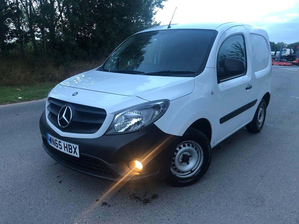 Mercedes-Benz Citan Panel Van 1.5 109 CDi L1 EU5 4dr