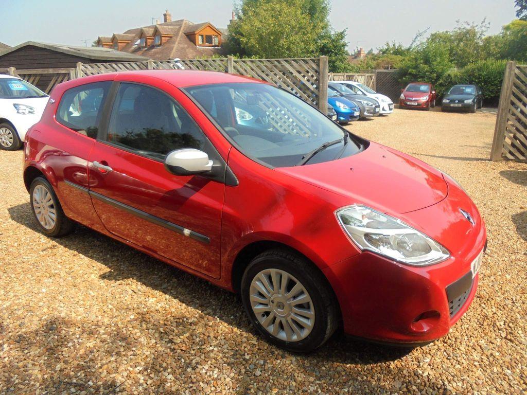 Renault Clio Hatchback 1.2 I-Music 3dr
