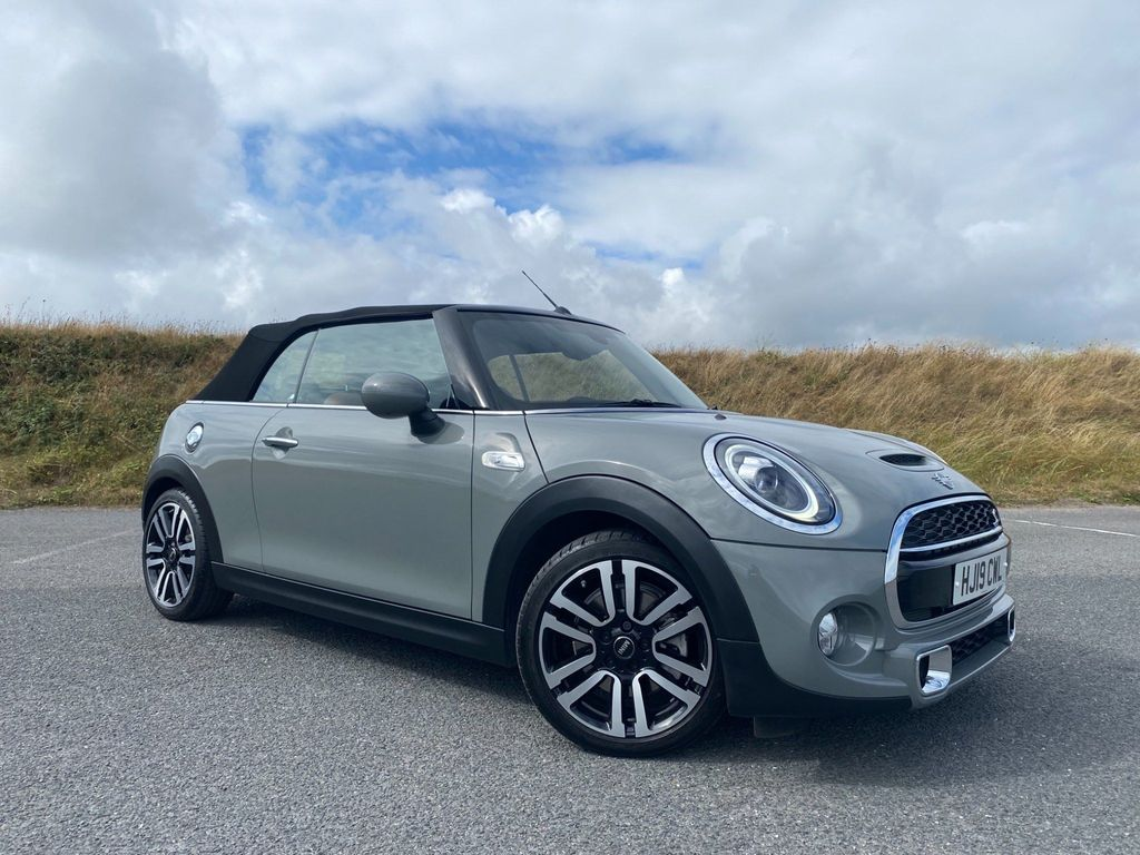 MINI Convertible Convertible 2.0 Cooper S Exclusive Steptronic (s/s) 2dr