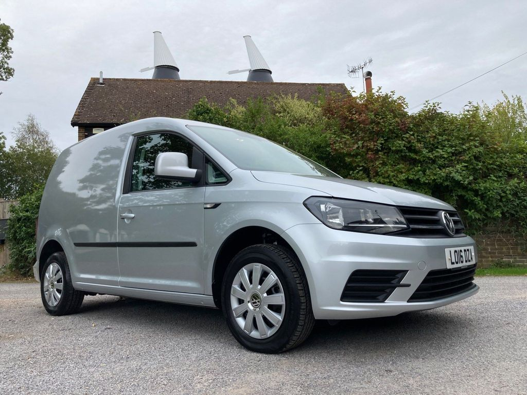 Volkswagen Caddy Panel Van 2.0 TDI C20 BlueMotion Tech Trendline EU6 (s/s) 5dr