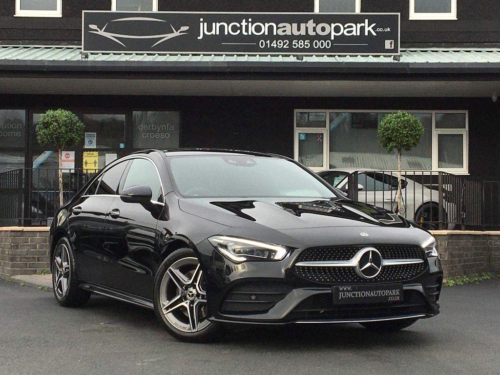 Mercedes-Benz CLA Class Coupe 1.3 CLA200 AMG Line (Premium Plus) 7G-DCT (s/s) 4dr
