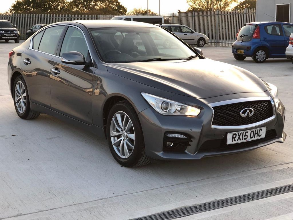 Infiniti Q50 Saloon 2.2d Executive (s/s) 4dr (EU5)