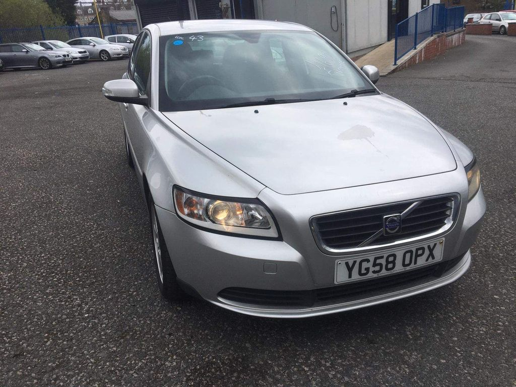 Volvo S40 Saloon 1.6D S 4dr