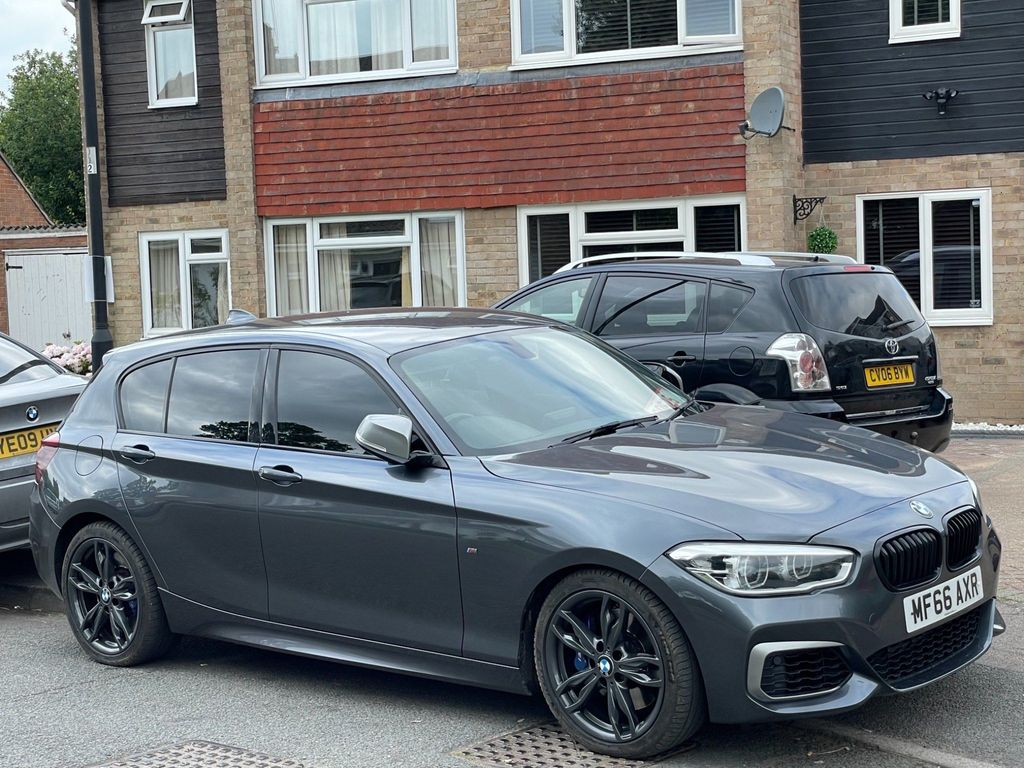 BMW 1 Series Hatchback 3.0 M140i Auto (s/s) 5dr
