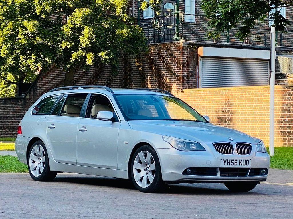 BMW 5 Series Estate 2.5 525d SE Touring 5dr