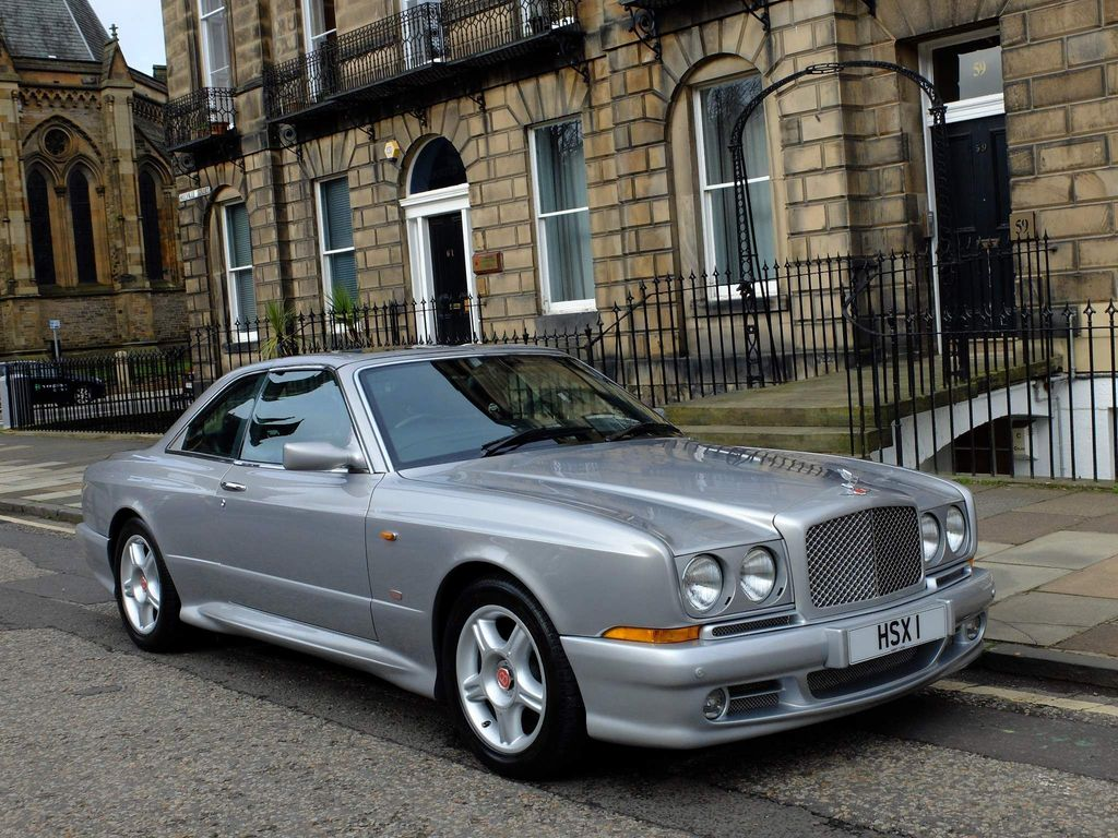 Bentley Continental Coupe 6.8 SC 2dr