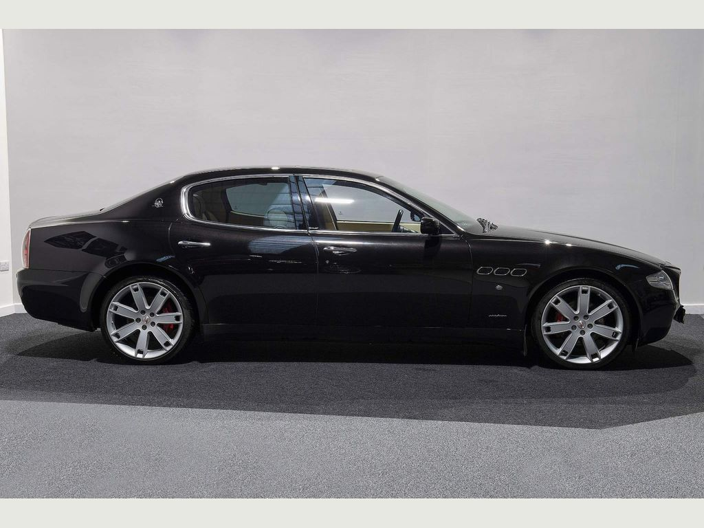Maserati Quattroporte Saloon 4.2 Sport GT 4dr
