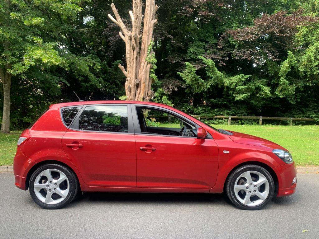 Kia Ceed Hatchback 1.6 CRDi 3 5dr