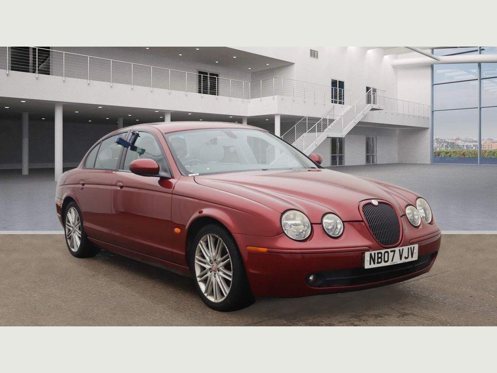 Jaguar S-Type Saloon 3.0 V6 Sport 4dr
