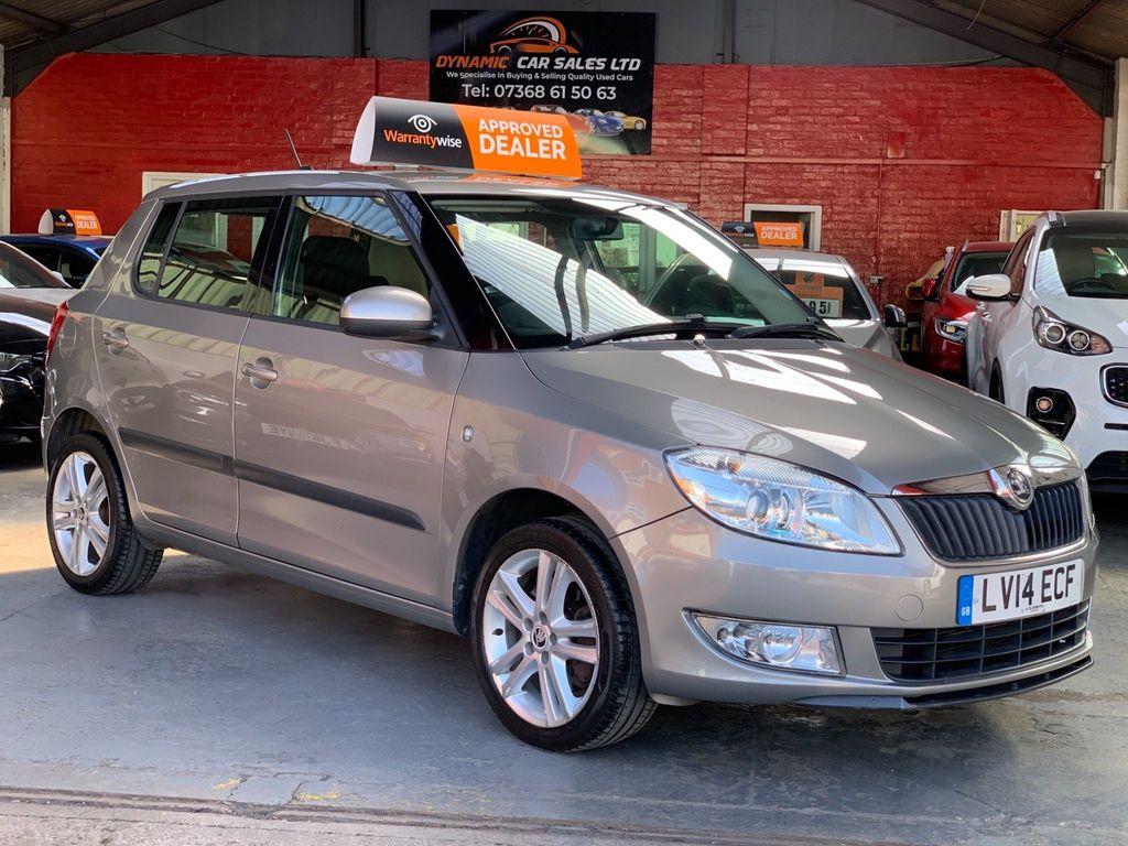 SKODA Fabia Hatchback 1.2 TSI Elegance Auto Seq 5dr