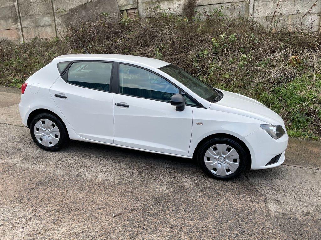 SEAT Ibiza Hatchback 1.2 12v S 5dr (a/c)