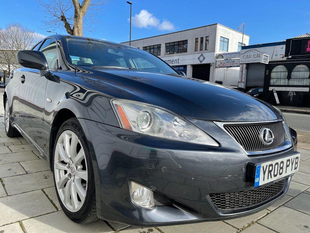 Lexus IS 250 Saloon 2.5 SE 4dr
