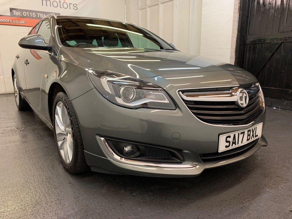 Vauxhall Insignia Estate 1.6 CDTi SRi VX Line Sport Tourer (s/s) 5dr