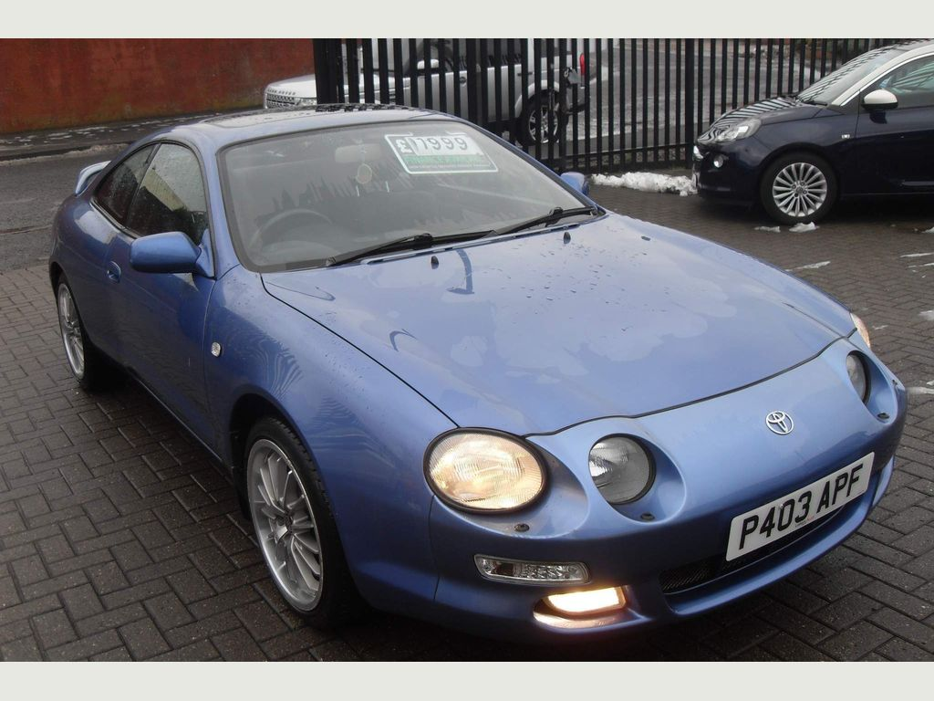 Toyota Celica Coupe 1.8 ST 3dr