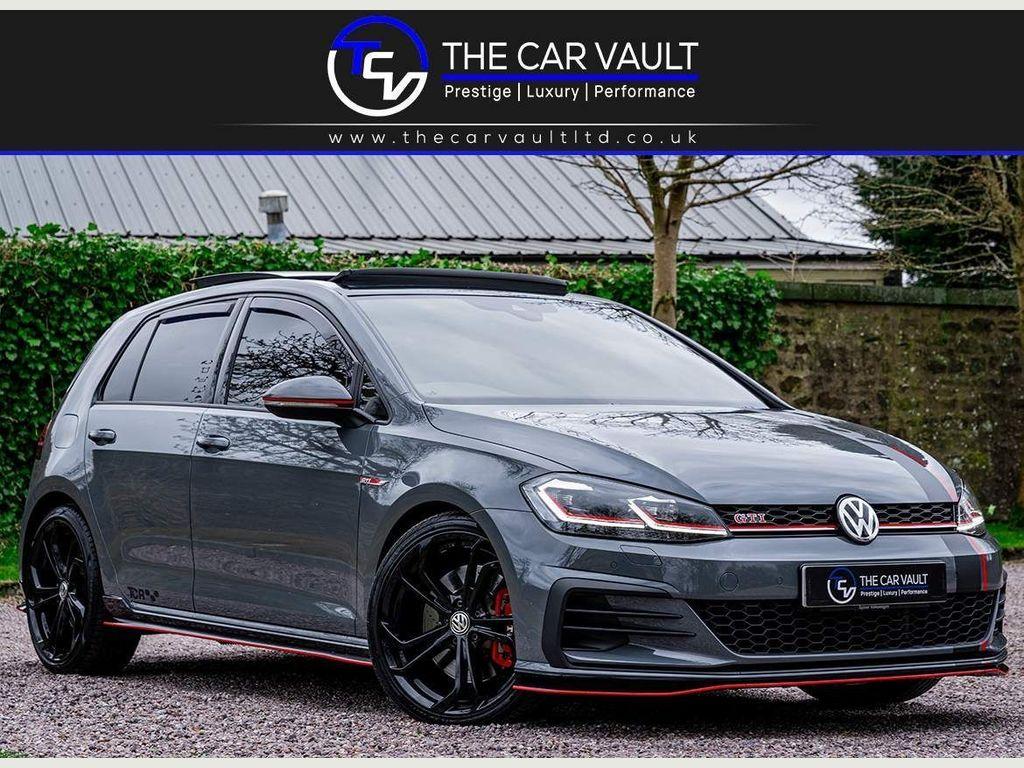Volkswagen Golf Hatchback 2.0 TSI GTI TCR DSG (s/s) 5dr
