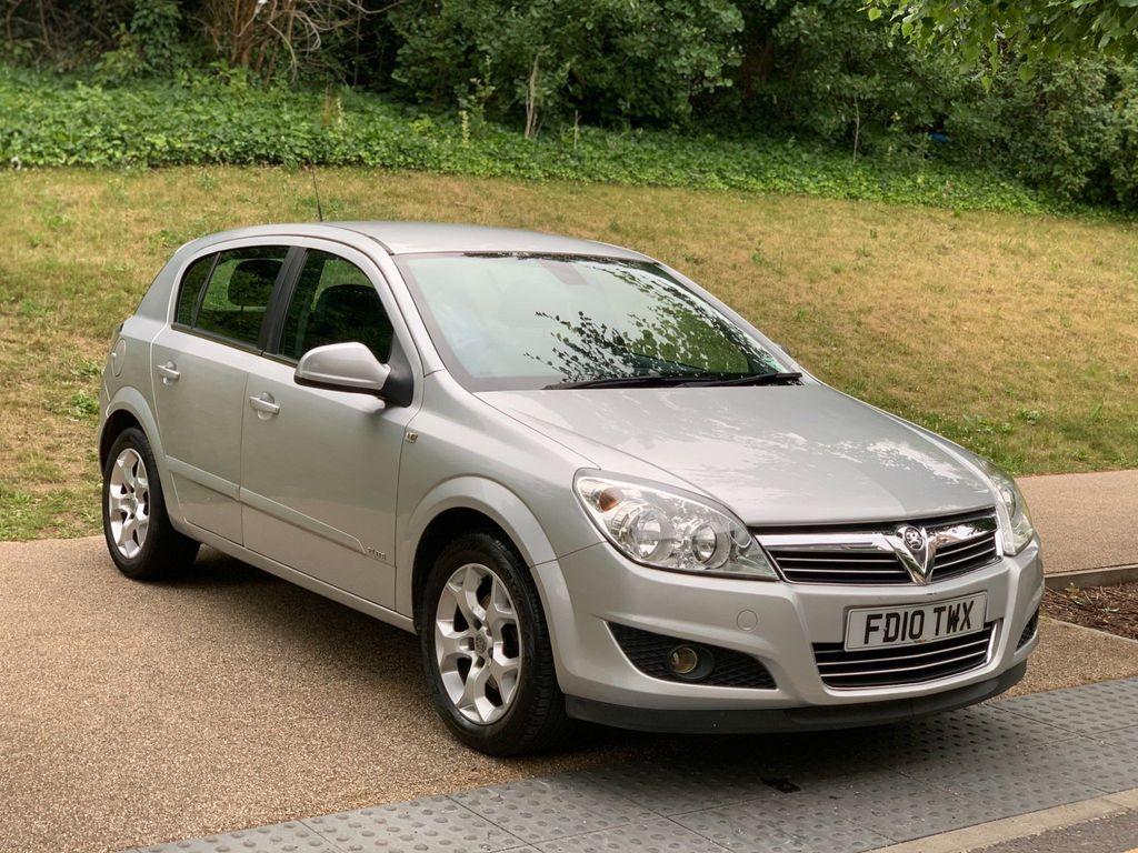 Vauxhall Astra Hatchback 1.8 i 16v Elite 5dr