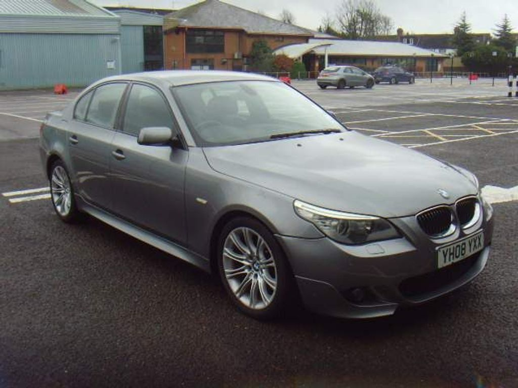 BMW 5 Series Saloon 3.0 525i M Sport 4dr