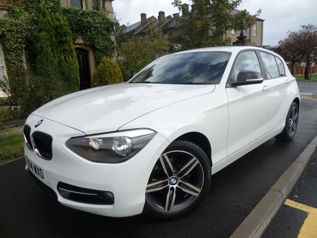 BMW 1 SERIES Hatchback 1.6 116i Sport Sports Hatch (s/s) 5dr