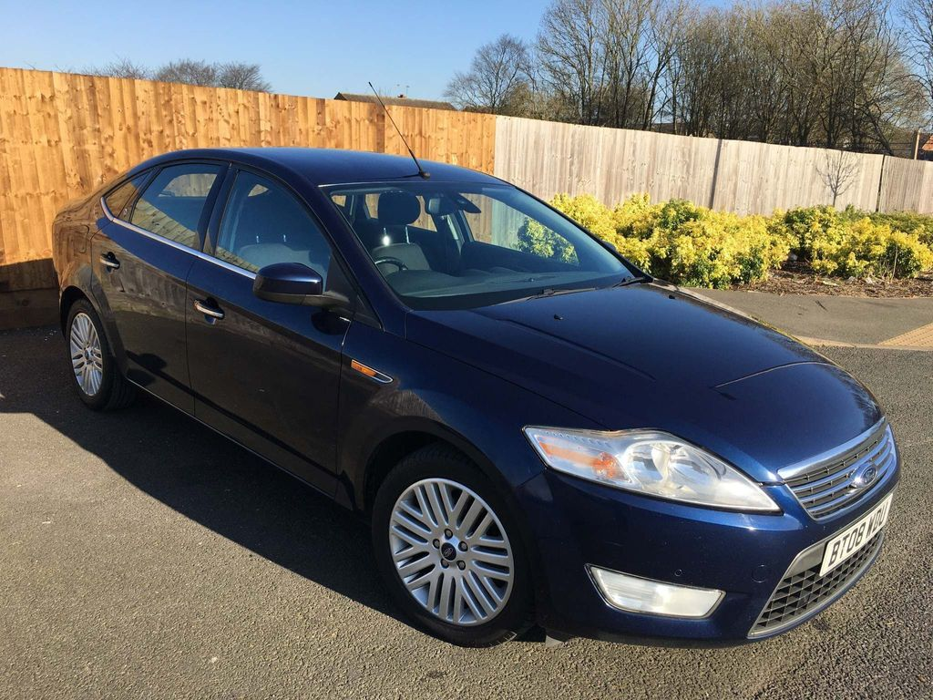Ford Mondeo Hatchback 2.0 TDCi Ghia 5dr