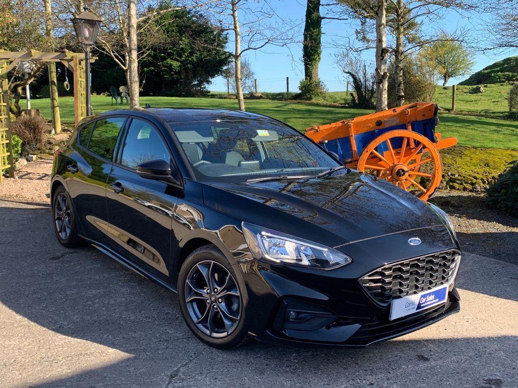 Ford Focus Hatchback 1.0T EcoBoost ST-Line (s/s) 5dr