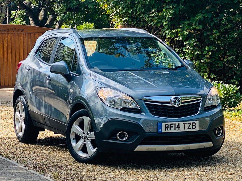 Vauxhall Mokka Hatchback 1.4 16v Turbo Exclusiv (s/s) 5dr