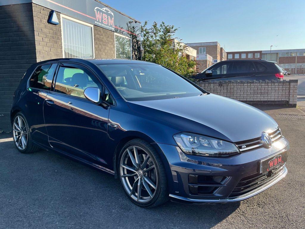 Volkswagen Golf Hatchback 2.0 TSI BlueMotion Tech R DSG 4MOTION (s/s) 3dr