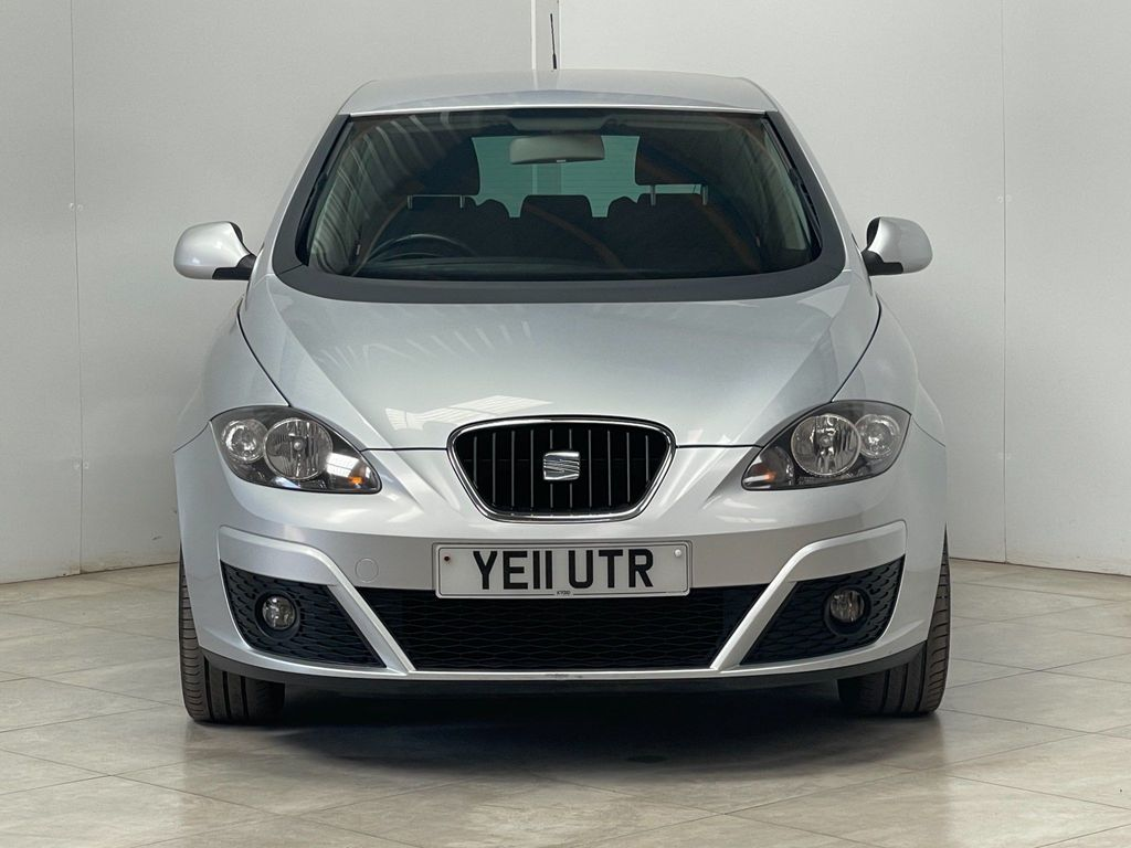 SEAT Altea MPV 1.6 TDI Ecomotive CR SE 5dr