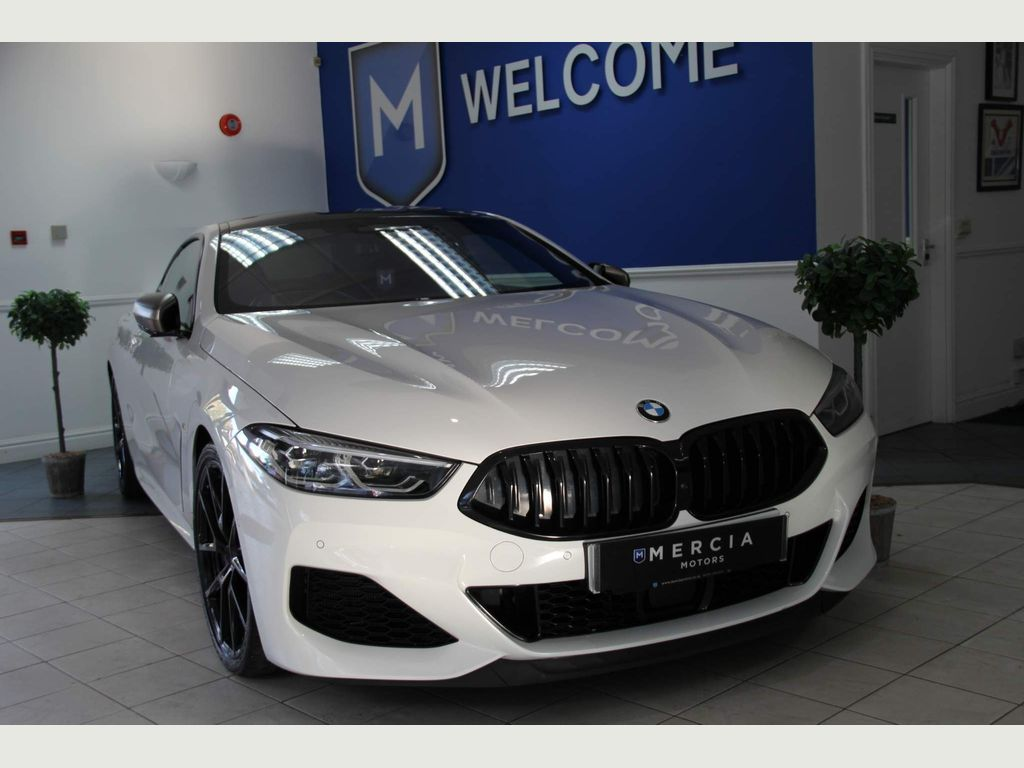 BMW 8 Series Coupe 4.4 M850i V8 First Edition Steptronic xDrive (s/s) 2dr