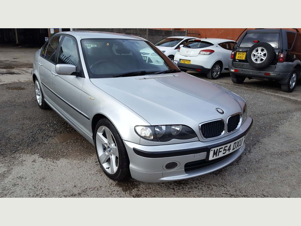 BMW 3 Series Saloon 1.8 316i ES 4dr