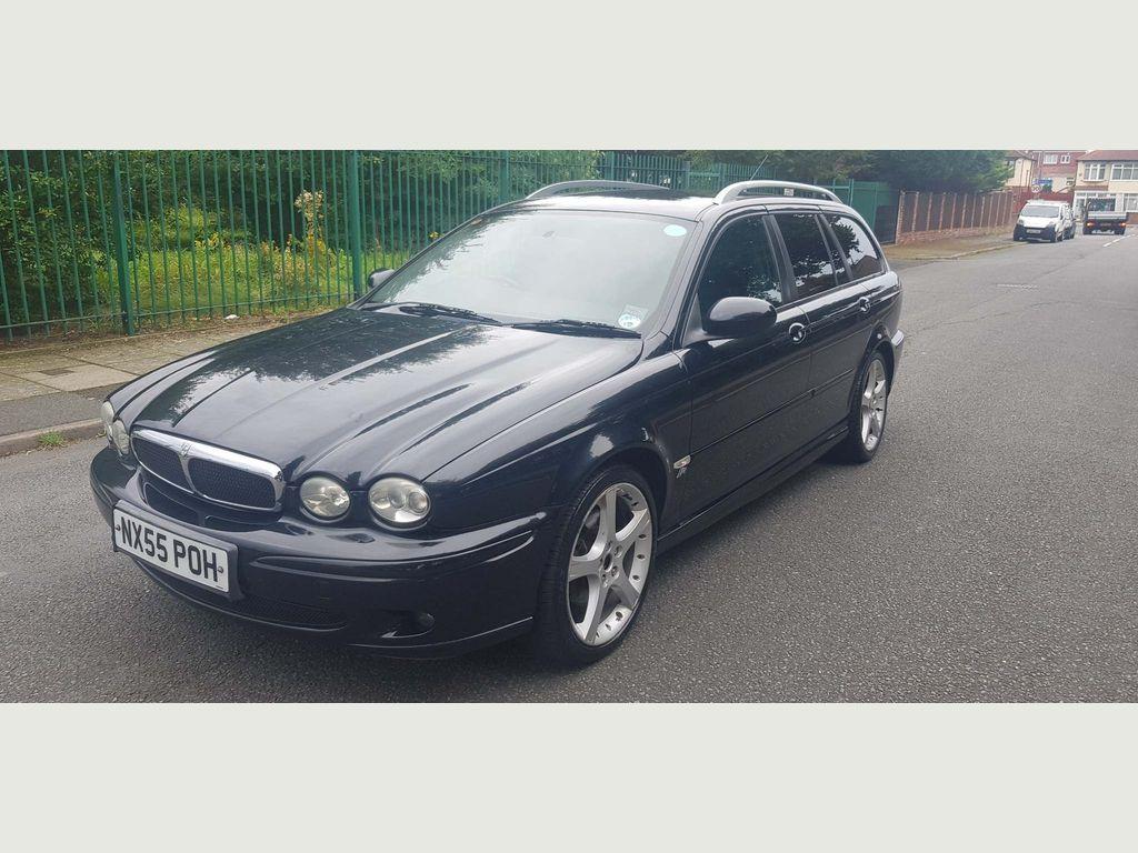 Jaguar X-Type Estate 2.5 V6 XS LE (AWD) 5dr