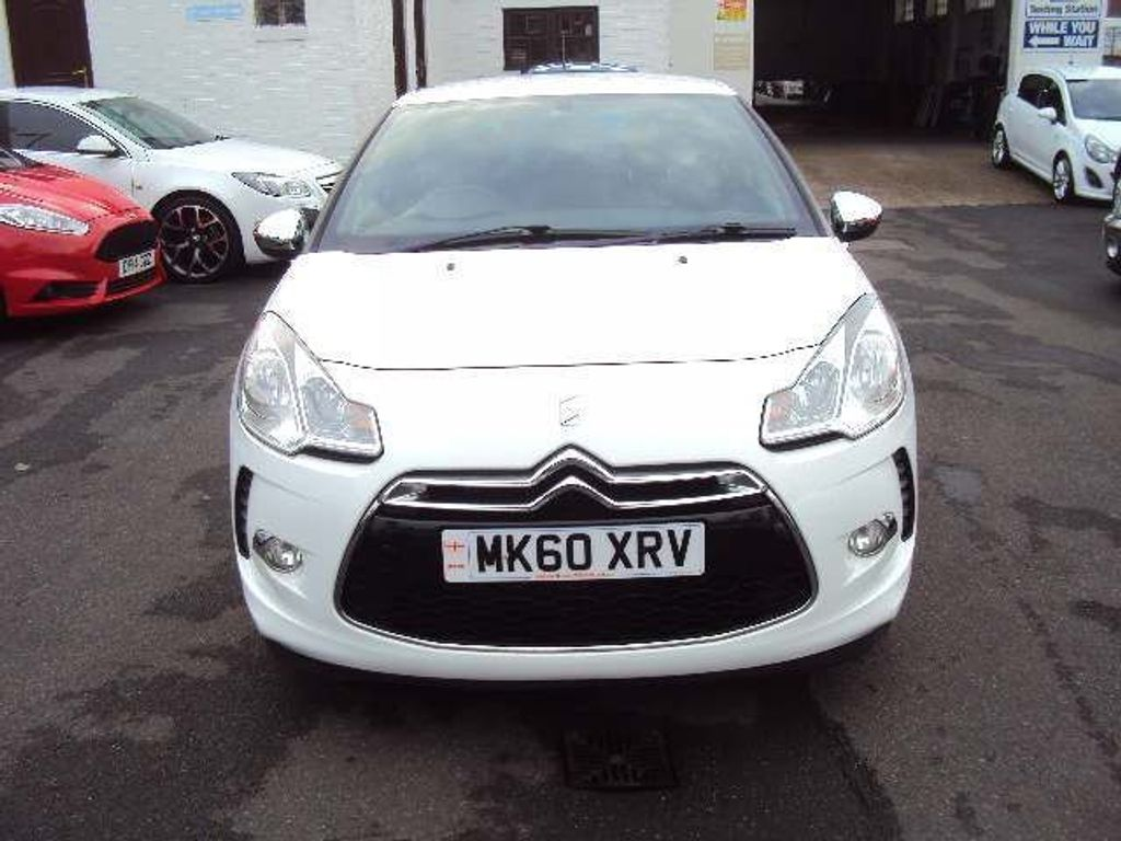 Citroen DS3 Hatchback 1.6 HDi 3dr