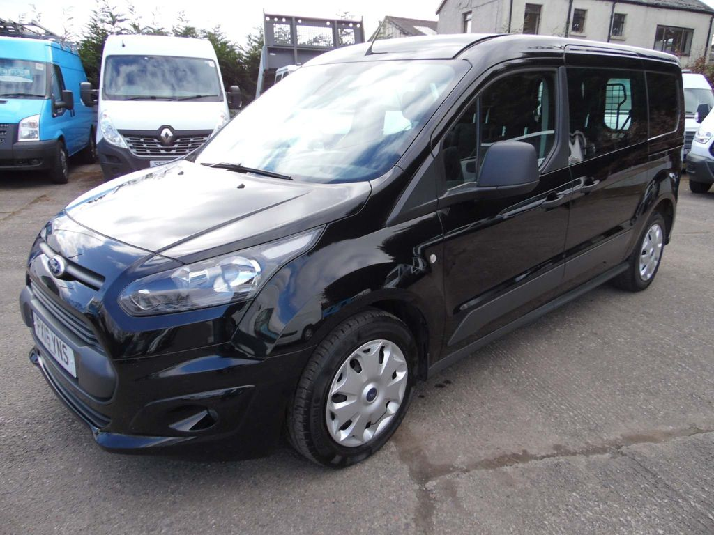 Ford Transit Connect Other 1.6 TDCi 230 Trend Crewcab L2 4dr (5 Seat)
