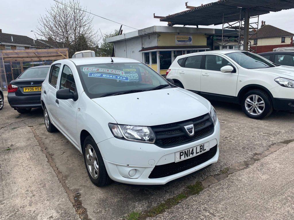 Dacia Sandero Hatchback 0.9 TCe Ambiance 5dr