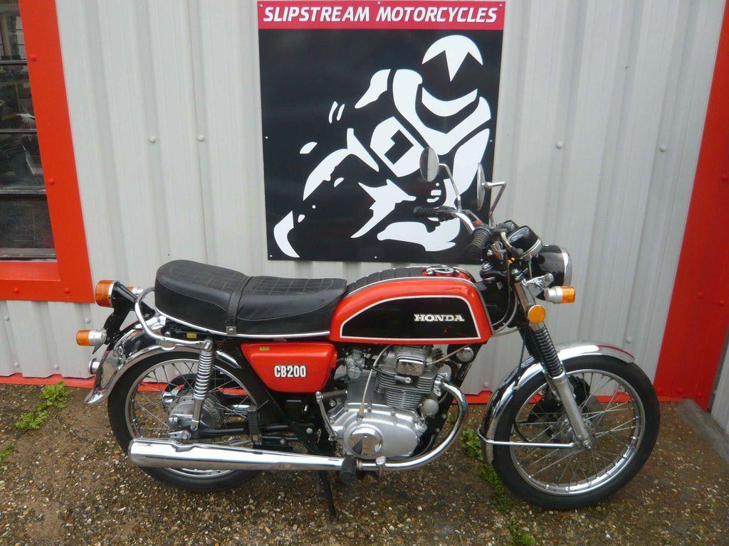 Honda CB175 Unlisted