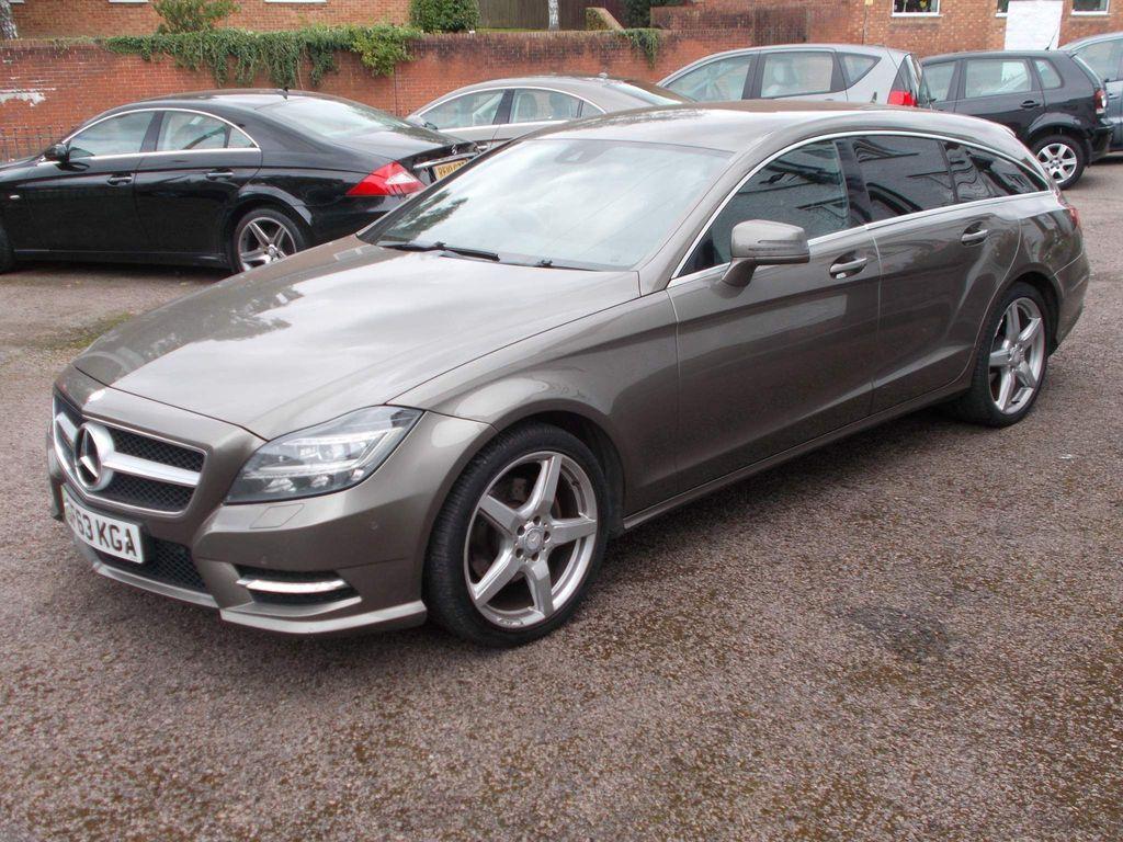 Mercedes-Benz CLS Estate 2.1 CLS250 CDI BlueEFFICIENCY AMG Sport Shooting Brake 7G-Tronic Plus (s/s) 5dr