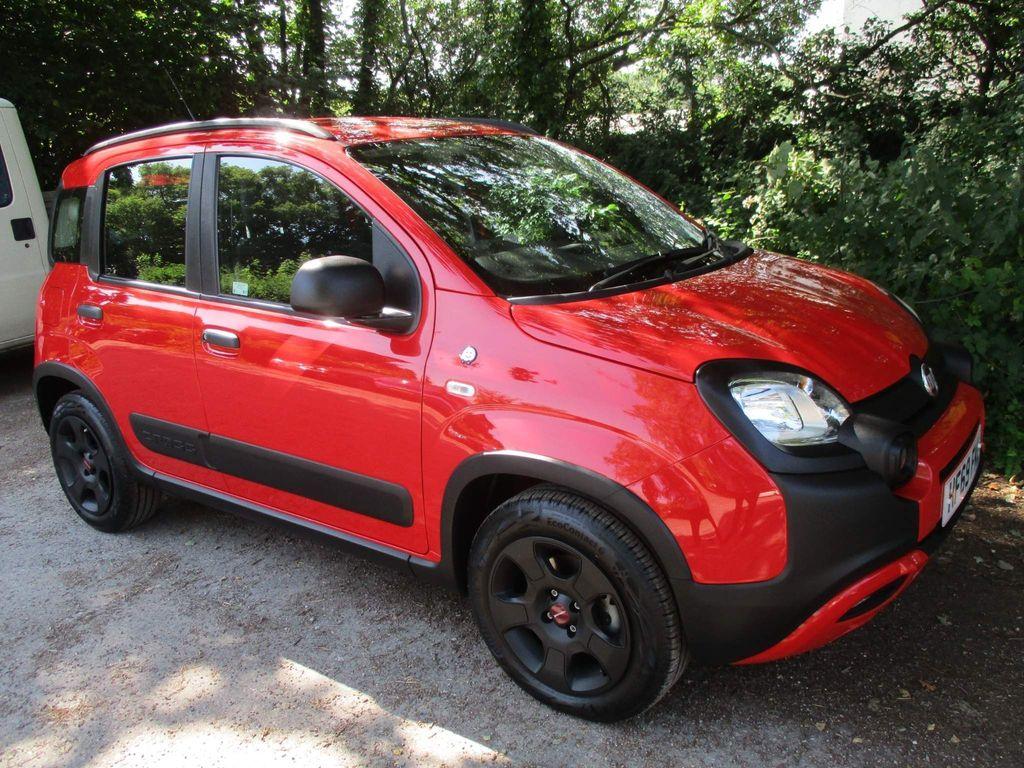 Fiat Panda Hatchback 1.2 8v Waze (s/s) 5dr