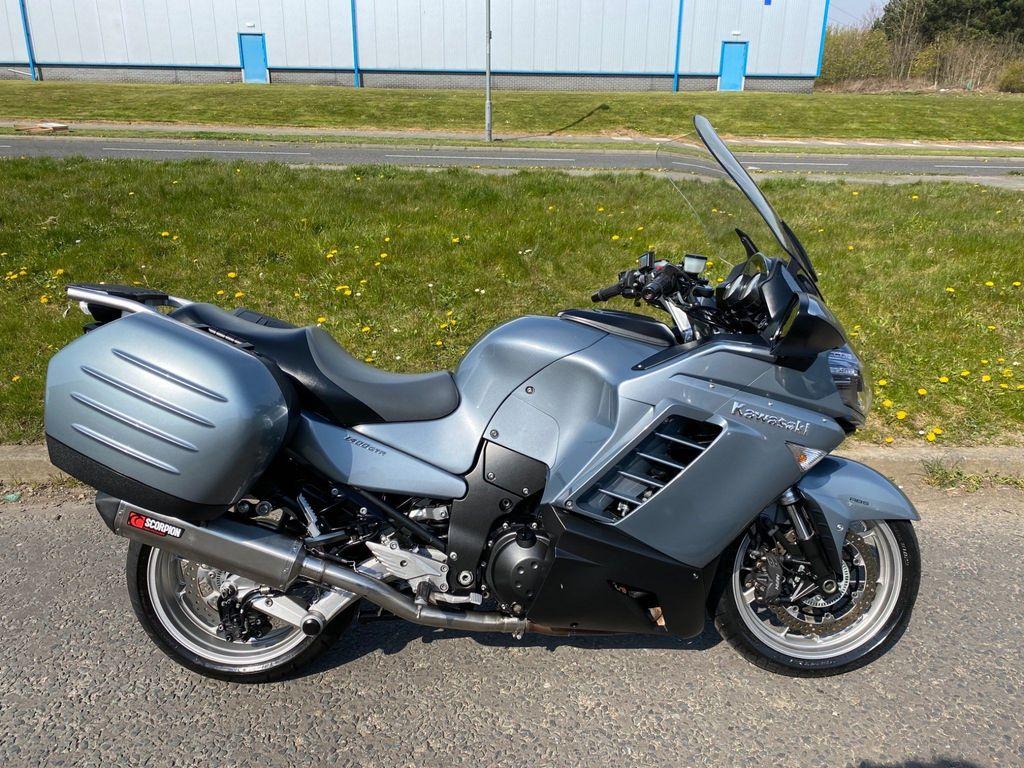 Kawasaki GTR1400 Sports Tourer 1400