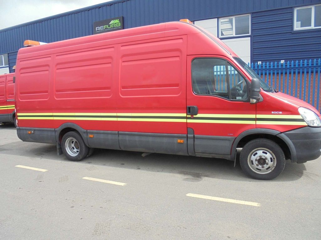 Iveco Daily Panel Van 3.0 TD 50C17 LWB Ex High Roof 4dr