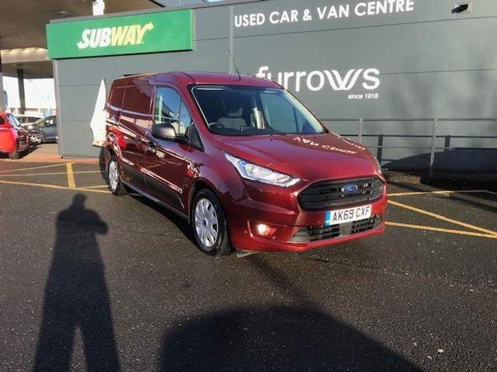 Ford Transit Connect Combi Van 1.5 120 PS 230 L2 TREND D/CAB *A/C+NAV*