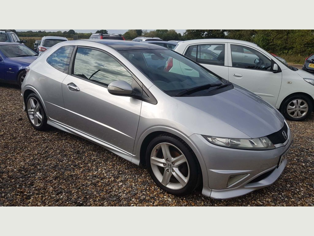 Honda Civic Hatchback 1.8 i-VTEC Type S i-Shift 3dr