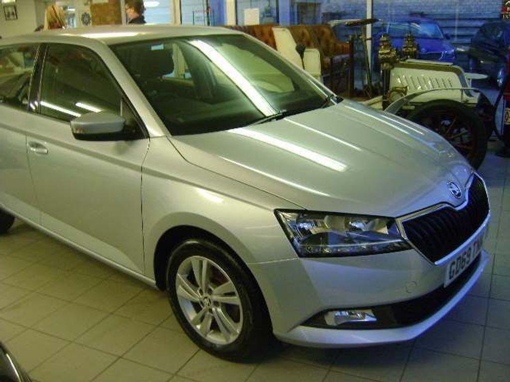 SKODA Fabia Hatchback 1.0 TSI SE (s/s) 5dr