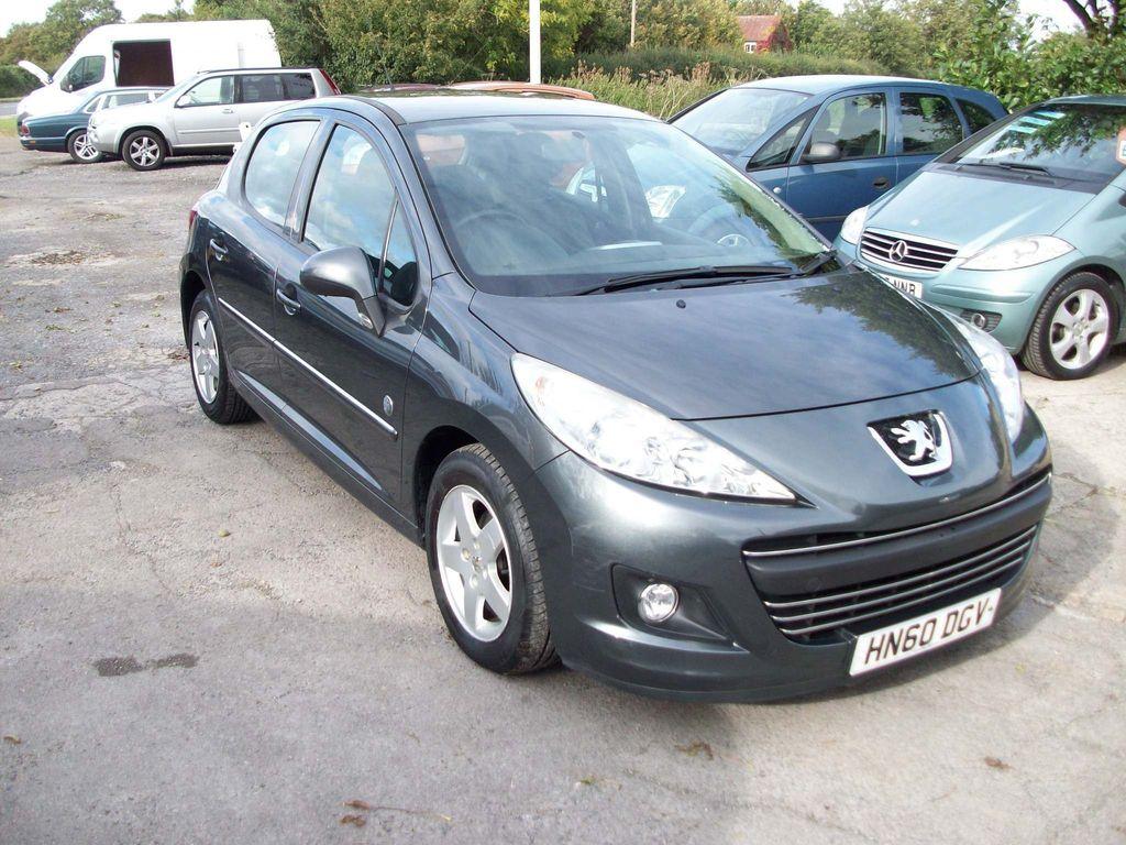 Peugeot 207 Hatchback 1.6 HDi Envy 5dr