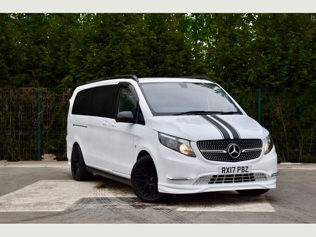 Mercedes-Benz Vito Panel Van